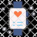 Smartwatch Watch Heart Icon