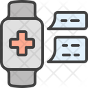 Recommendations App Medical Icon