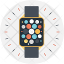 Smartwatch Time Timepiece Icon