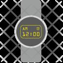 Smart Watches Clocks Icon