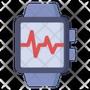 Smartwatch Wristwatch Hand Watch Icon