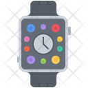 Smart Watches Electronics Icon