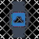 Cloud Storage Smart Icon