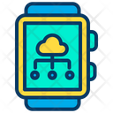 Cloud Device Gadget Icon