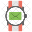 Smartwatch Email App Icon