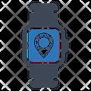 Location Navigation Map Icon