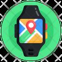 Smartwatch Navigation Smartwatch Location Smartwatch Icon