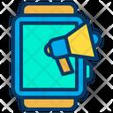 Smartwatch Marketing Icon