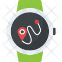 Smartwatch Navigation Icon