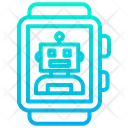 Artificial Assistant Intelligence Icon