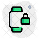 Smartwatch Security Icon