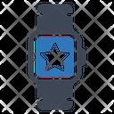 Star Bookmark Smart Icon