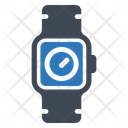 Time Smart Watch Icon