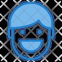 Smile Emotion Face Icon