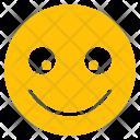 Smile Happy Face Icon