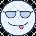 Emoji Smile Icon