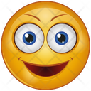 Emoji Face Emotion Icon