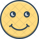Smile Grin Deride Icon