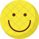 Smile Happy Emoticons Icon