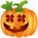Pumpkin Food Vegetable Icon