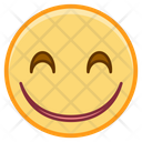 Happy Face Emoji Icon