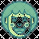 Smile Emoji Emoticons Icon