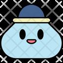 Man Emoji Emoticon Icon