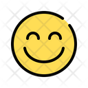 Smile Happy Fun Icon