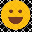 Smile Man Happy Icon