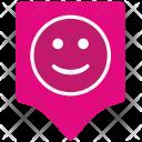 Smile Face Feeling Icon