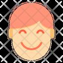 Smile Happy Emotion Face Icon