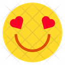 Smile Love Icon