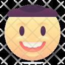 Hat Emoji Smiley Icon