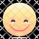 Wide Smile Emoji Icon