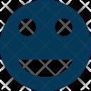 Smiley Face Happy Icon