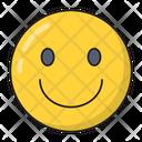 Smiley Happy Face Icon