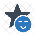 Smiley Emoji Reaction Icon