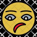 Scorn Emotion Insult Icon