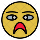 Rage Emotion Pique Icon