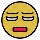 Disappointed Emotion Unsatisfactory Icon