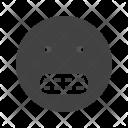 Smiley Grinning Emoji Icon