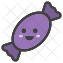 Smiley Candy Icon