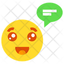 Smiley Chat Icon