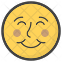 Smiley Emoji Icon