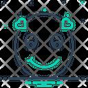 Smiley Face Smile Grin Icon