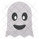 Smiley Ghost Icon