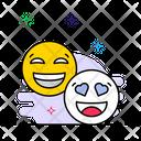 Emoticon Smiley Face Expression Icon