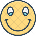 Smilies Grin Laugh Icon