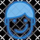 Smiling Icon
