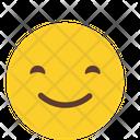 Smiling Smiley Happy Icon